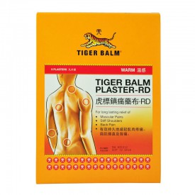 Tiger Balm Plaster Warm Large Size(10cm x 14cm) 9 pieces