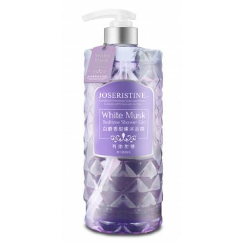Choi Fung Hong Joseristine White Musk Moisture Shower Cream 1L