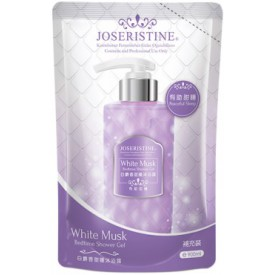Choi Fung Hong Joseristine White Musk Bedtime Shower Gel Refill 900ml