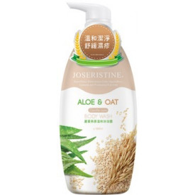 Choi Fung Hong Joseristine Aloe & Oat Gentle Care Body Wash 1L