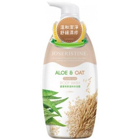 Choi Fung Hong Joseristine Aloe & Oat Gentle Care Body Wash 1L
