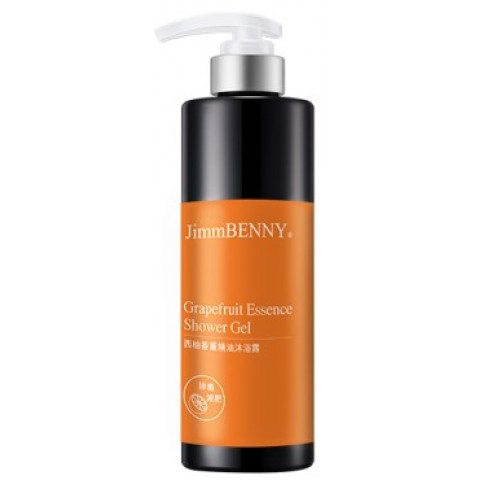 Choi Fung Hong JimmBenny Grapefruit Essence Shower Gel 500ml