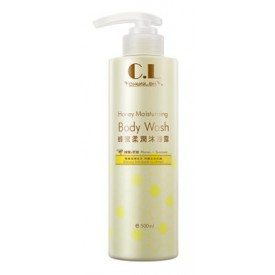 Choi Fung Hong C.L Honey Moisturizing Body Wash 500ml