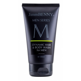 Choi Fung Hong JimmBenny Dynamic Hair & Body Wash for Men 150ml