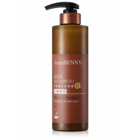 Choi Fung Hong JimmBenny Beer Shampoo 500ml