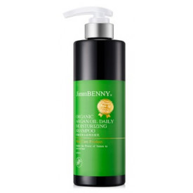 Choi Fung Hong JimmBenny Organic Argan Oil Daily Moisturizing Shampoo 500ml