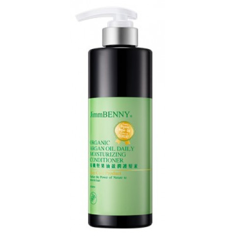 Choi Fung Hong JimmBenny Organic Argan Oil Daily Moisturizing Conditioner 500ml