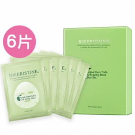 Choi Fung Hong Joseristine Apple Stem Cells Anti-aging Mask 6 pieces