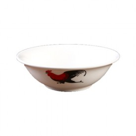 Chicken Pattern Bowl 5 inches