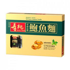 寿桃牌 XO醤アワビ麺 12玉入り