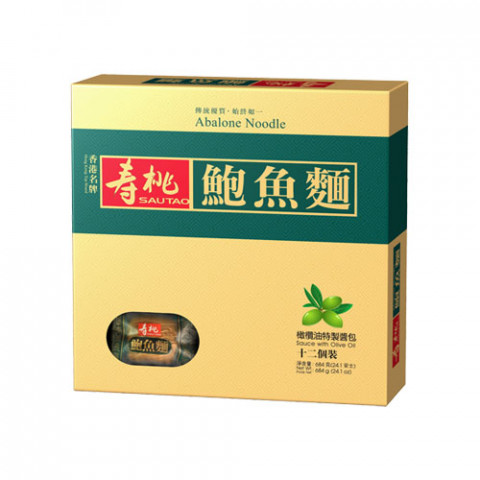 Sau Tao Abalone Noodles 12 pieces Gift Box