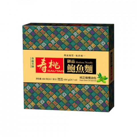 Sau Tao Premium Abalone Noodle 12 pieces Gift Box