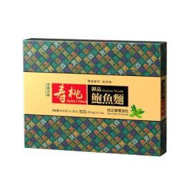 壽桃牌 御品鮑魚麵禮盒 8個裝