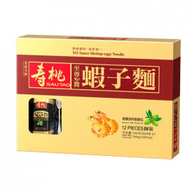 Sau Tao XO Sauce Shrimp-Eggs Noodle 12 pieces Gift Box