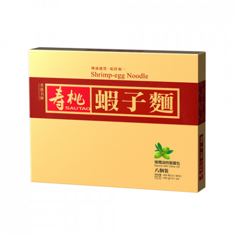 Sau Tao Shrimp-Eggs Noodle 8 pieces Gift Box