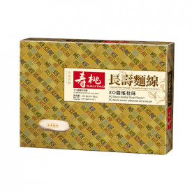壽桃牌 長壽麵線 XO醬瑤柱味 12個裝