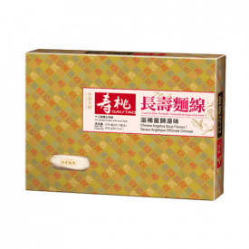 Sau Tao Long Life Flour Vermicelli Chinese Angelica Soup Flavour 12 pieces Gift Box