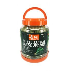 寿桃牌 菠菜麺(ボーツァイミェン) 828g