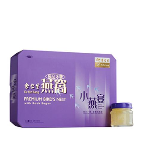 Eu Yan Sang Premium Bird's Nest With Rock Sugar 6 bottles