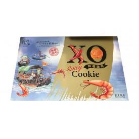 零食物語 香港駅 避風塘XO醤クッキー 辛味