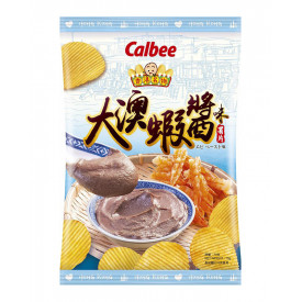 Calbee Shrimp Paste Flavoured Potato Chips