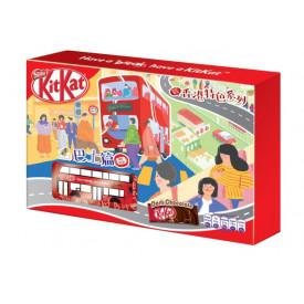 ネスレ キットカット 香港バスとダークチョコレート