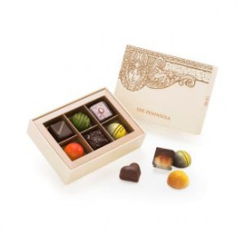 The Peninsula Hong Kong Chocolate Gift Box 6 Pieces