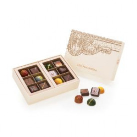 The Peninsula Hong Kong Chocolate Gift Box 12 Pieces