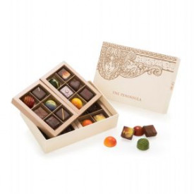 The Peninsula Hong Kong Chocolate Gift Box 24 Pieces