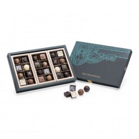 The Peninsula Hong Kong Naturally Nutty Classic and Nuts Chocolate 24 pieces