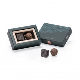 The Peninsula Hong Kong Classic & Grand Cru Chocolate 2 pieces
