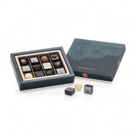 The Peninsula Hong Kong Classic & Grand Cru Chocolate 12 pieces