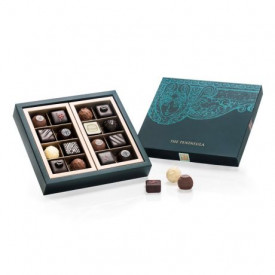 The Peninsula Hong Kong Fabulously Fruity Classic & Fruits Chocolate 16 pieces