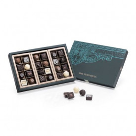 The Peninsula Hong Kong Fabulously Fruity Classic & Fruits Chocolate 24 pieces