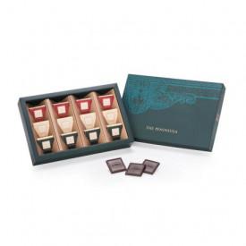 ザ・ペニンシュラ香港 カレ ダークチョコレート詰合せ 12枚