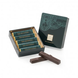 The Peninsula Hong Kong Dark Chocolate Bars with Wolfberries 5 pieces