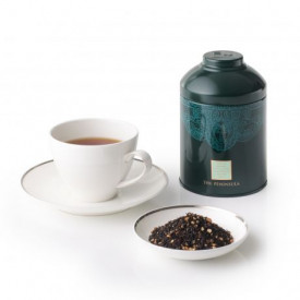 The Peninsula Hong Kong Vanilla Caramel Tea with Cloves Cinnamon & Orange Petals Loose Tea Leaves