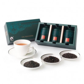 The Peninsula Hong Kong Peninsula Breakfast Tea, Afternoon Tea & Evening Tea Gift Set