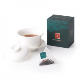 The Peninsula Hong Kong Rose Black Tea Tea Bags In Box