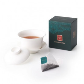 The Peninsula Hong Kong Keemun Black Tea Tea Bags In Box