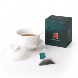 The Peninsula Hong Kong Lychee Black Tea Tea Bags In Box