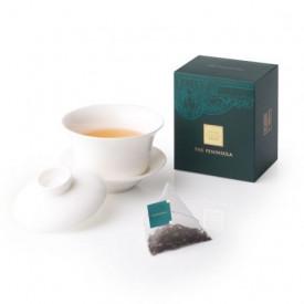 The Peninsula Hong Kong Fuding Jasmine Mao Feng Tea Bags In Box