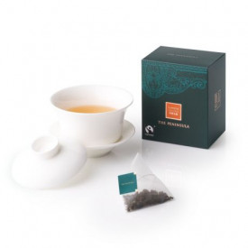The Peninsula Hong Kong Supreme Oolong Tea Bags In Box