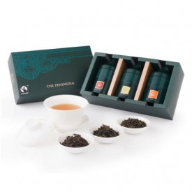The Peninsula Hong Kong Supreme Tie Guan Yin, Pu Er & Jasmine Tea Gift Set