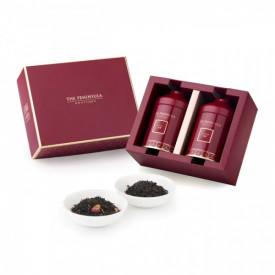 ザ・ペニンシュラ香港 茶葉 詰め合わせギフトセット ローズティー&ライチティー
