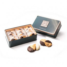 The Peninsula Hong Kong Hand-dipped Chocolate Cookies 18 Pieces