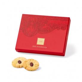 ザ・ペニンシュラ香港 アーモンド入りクッキー 8枚