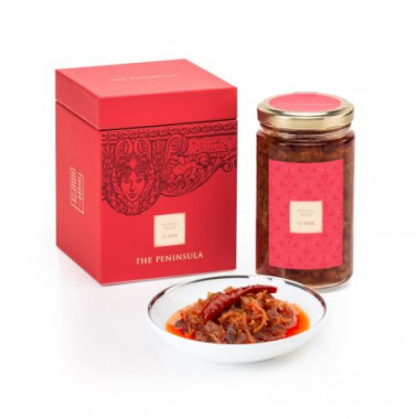The Peninsula Hong Kong XO Chilli Sauce