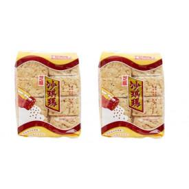 時興隆 ごま入り沙淇瑪(サチマ)  200g × 2袋