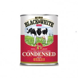 Black & White Full Cream Sweet Condensed Milk 397g